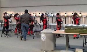 Los tiradores coahuilenses están listos para entrar en accion.