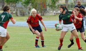 Carolina Sandoval ya ha sido parte del seleccionado mexicano de Rugby con participación en varios torneos internacionales.