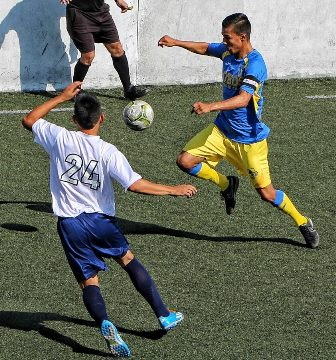 Lobos futbol rapido