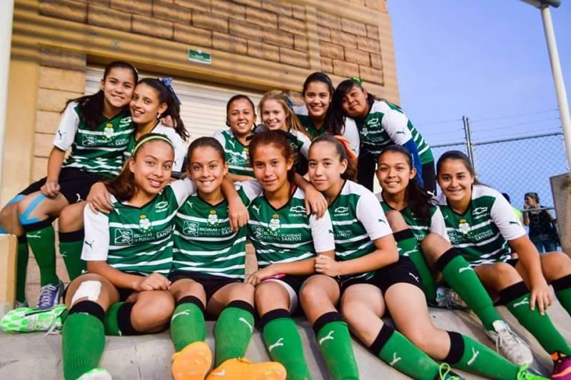 Santos Saltillo está en el proceso de conformar sus equipos femeniles.
