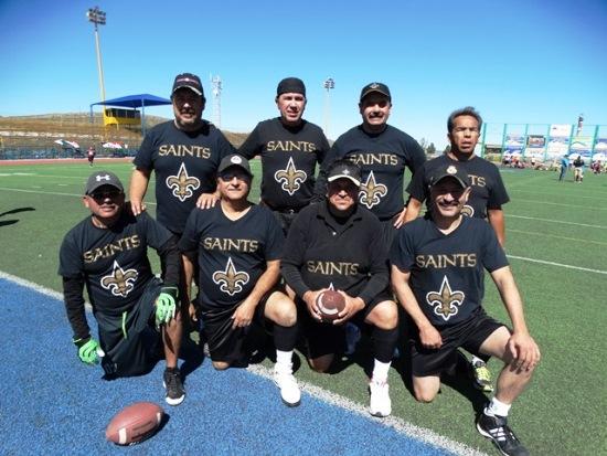 Los Saints de Nueva Orleans lograron el triunfo ante los Pittsburgh Steelers.