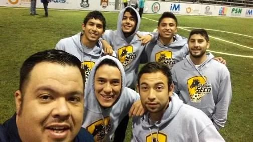 Los jugadores de Rancho Seco está listos para enfrentar en su cancha a los Soles de Sonora.