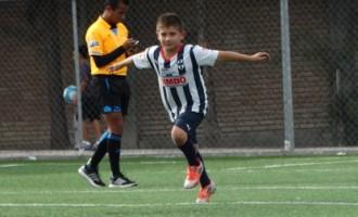 Luis Esquivel, ahora  jugador de Filial Pumas y antes de Rayados Saltillo. Fue el goleador de la categoría 2006.