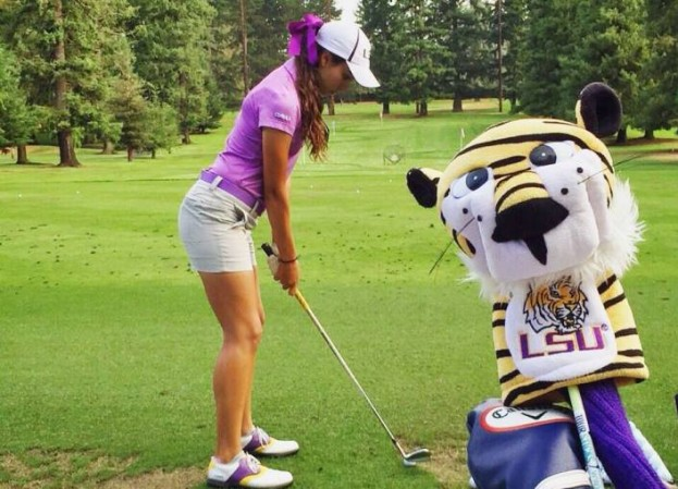 Mónica Dilbidox es nueva integrante del equipo de la  Universidad Estatal de Louisiana (LSU).
