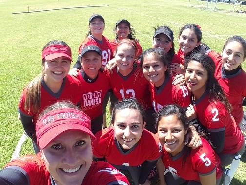 Las jugadoras de la Selección Coahuila tuvieron un gran día en Guadalajara.