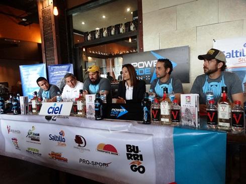 Los organizadores dieron a conocer los detalles de la competencia.