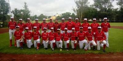 Los jugadores de Coahuila están jugando gran torneo en Zapopan.
