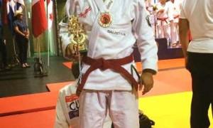 Gamaliel Galván repitió como Campeón Panamericano de Jiu Jitsu