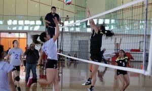 Las Lobas jugaron gran voleibol en la Fase Estatal, donde lograron el primer lugar.