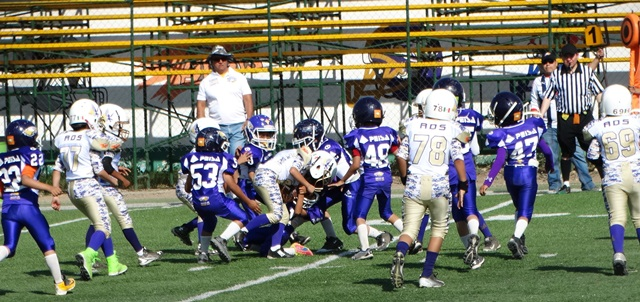 De poderr a poderresultó el duelo entre Aguilas de Saltillo y Aguilas Moradas