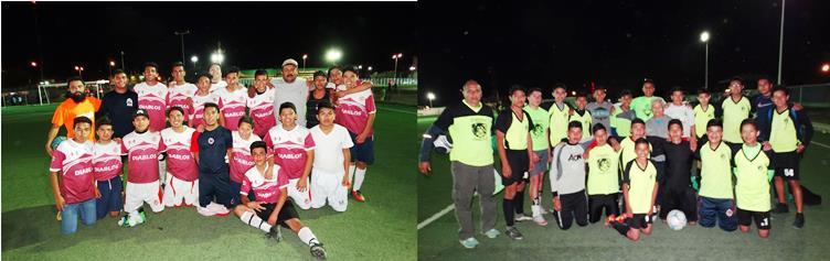 Los equipos Diablos Toluca y Deportivo León protagonizaron una Final de emociones.