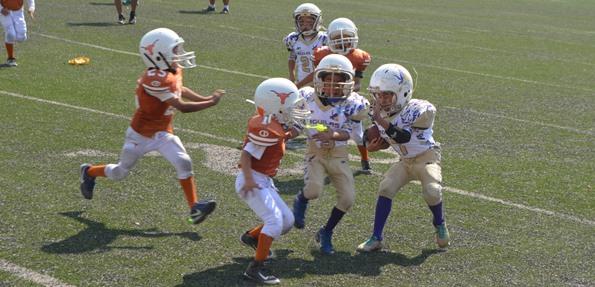 Aguilas de Saltillo ganó la jornada al Club Cuernos Largos.
