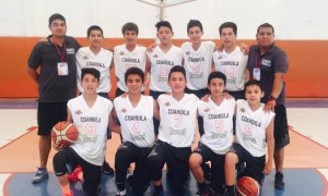 La Selección de Coahuila ya está en Cuartos de Final tras lograr tres victorias consecutivas.