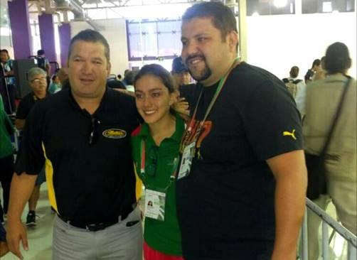 La saltillense Nicole Benítez dio a Coahuila una medalla más de tiro deportivo en la Olimpiada Nacional 2017,
