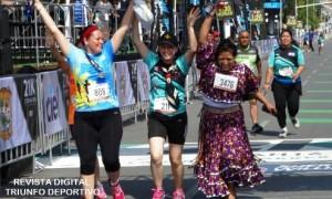 La carrera 21k Coahuila representa una gran fiesta para los corredores de todo Coahuila.