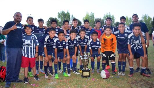 Rayados Saltillo 2004 Campeones