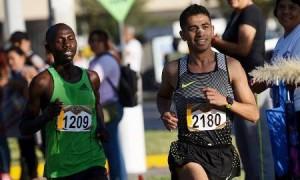El atleta torreonese Juan Joel Pacheco Orozco superó al Barsitei Rerimoi en la prueba de 10 kilómetros.