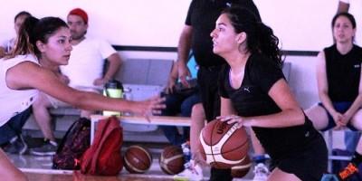 basquetbol femenil Copa Saltillo
