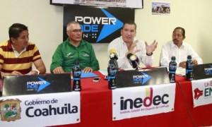 Organizadores de la carrera y directivos del INEDEC dieron a conocer los pormenores de la competencia ciclista.