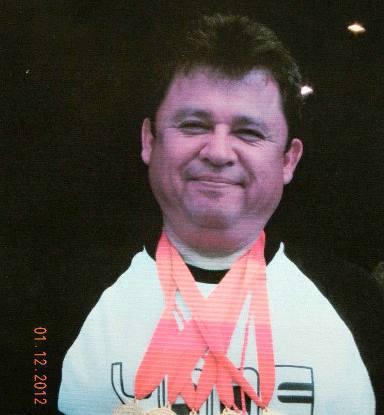 Demetrio Cisneros dirigió el deporte de la UANE en los últimos 10 años.