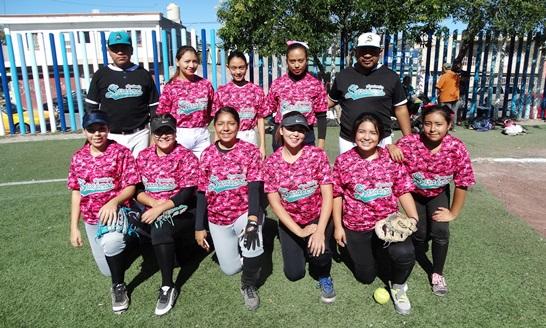 El equipo de la Academia Saraperos consiguió un gran triunfo.