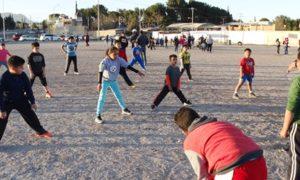 Los jugadores de los Acereros de Saltillo tuvieron ayer el inicio de sus entrenamientos de pretemporada.