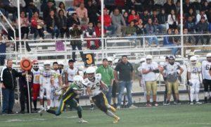 Aguilas de Saltillo dio un buen juego en Junior Bantam frente al COBAN logrando la victoria en su propio campo.