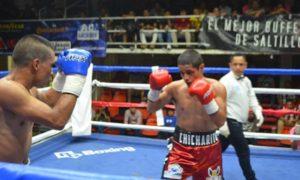 """El saltillense Jorge """"Chicharito"""" García ha dado grandes combates en la Arena Pavillón. El sábado  enfrentará al hidrocálido Claudio Hurtado, en una pelea pactada a 10 rounds en el peso gallo."""