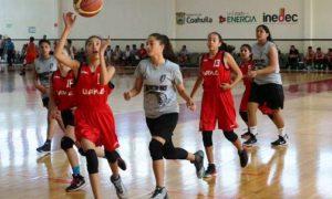 Las jugadoras de la UANE Saltillo destacaron en la Olimpiada Estatal ganando el primer lugar de su categoría.