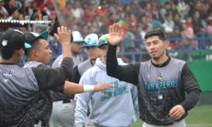 Los Saraperos destacaron a la ofensiva con 14 carreras anotadas en el juego celebrado en el Parque Abraham Curbelo.