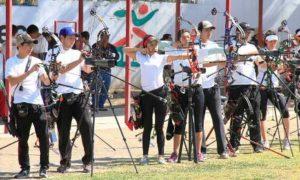 Los mejores arqueros de Coahuila estuvieron presentes en el Control.
