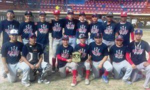 Los integrantes de la novena Red Sox se quedaron el Campeonato Estatal y con el boleto al Regional.