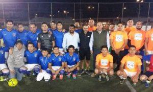 En el Deportivo Rancho Seco se dio el inicio oficial de la Súper Copa de Futbol 7 con la presencia de  Antonio Cepeda y Jesús Gámez, de la Dirección del Deporte Municipal de Saltillo y de Marco Antonio Dávila, director de Rancho Seco y presidente de la Asociación Estatal de Futbol 7.