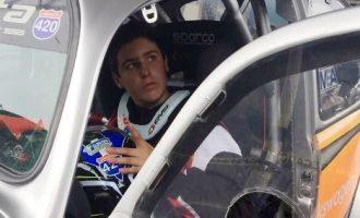 El piloto saltillense Manuel Álvarez  tuvo un brillante debut en el Gran Premio Fórmula 4 en el Autódromo Monterrey.