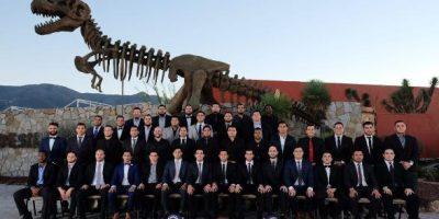 La plantilla de jugadores de Dinos Saltillo que jugará la Temporada 2019 de la LFA.