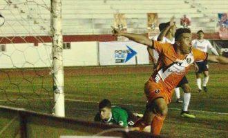Jonathan Morquecho anotó el único gol del partido, dando los tres puntos al Atlético.
