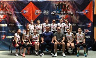 Las Campeonas de UANE Saltillo tuvieron una brillante participación en el torneo regio.