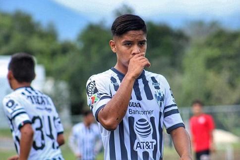 Angel Zapata está teniendo gran temporada con Rayados.