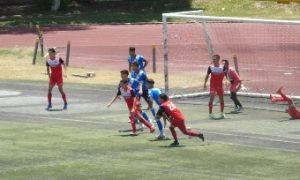 Saltillo Soccer y Dallas ofrecieron un vibrante empate en la cancha del Olímpico.