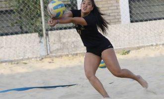 Las voleibolistas mostraron su mejor juego con el fin de ser seleccionadas para el selectivo Lobas.
