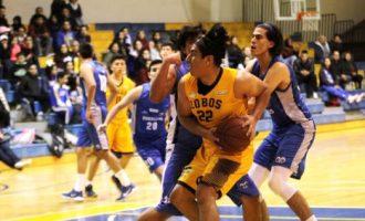 Los Lobos de la UAdeC vencieron por partida doble a Borregos Laguna ante sus seguidores.