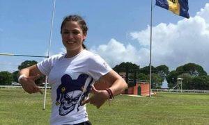 Carolina Sandoval, la gran capitana de la Selección de México y orgullo de la UAdeC.