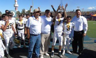 Aguilas de Saltillo Campeones