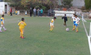 Futbol 5 vs 5 Furia Saltillo