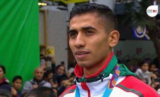 atleta Juan Joel