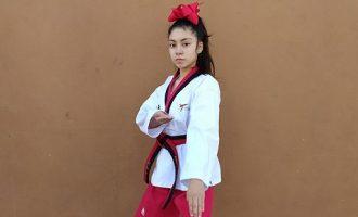taekwondo Carol Sanchez
