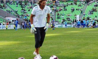 entrenador de portero argentino
