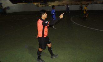 arbitro Aarón Palacio