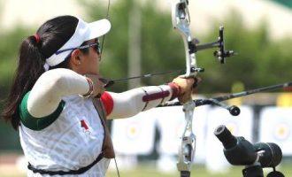 Ana Paula Vazquez tiro con arco