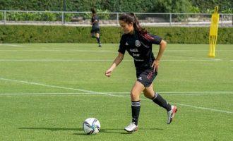 Miranda Reyna futbol